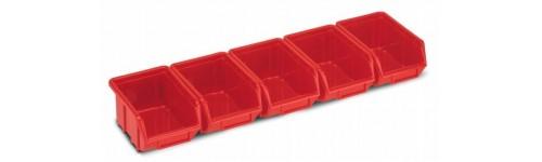 Contenitori plastica scaffali fai da te for Contenitori in plastica da giardino