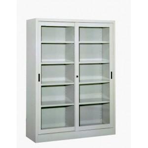 armadio ante vetro 120x45x200H cm