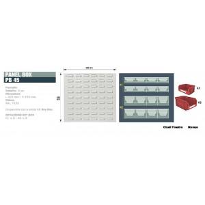 Kit Key box per PB 45