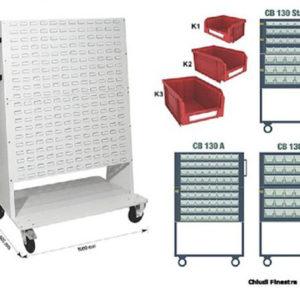 Kit Key box  K3 per CB 130