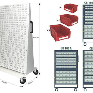 Kit Key box  A per CB 160